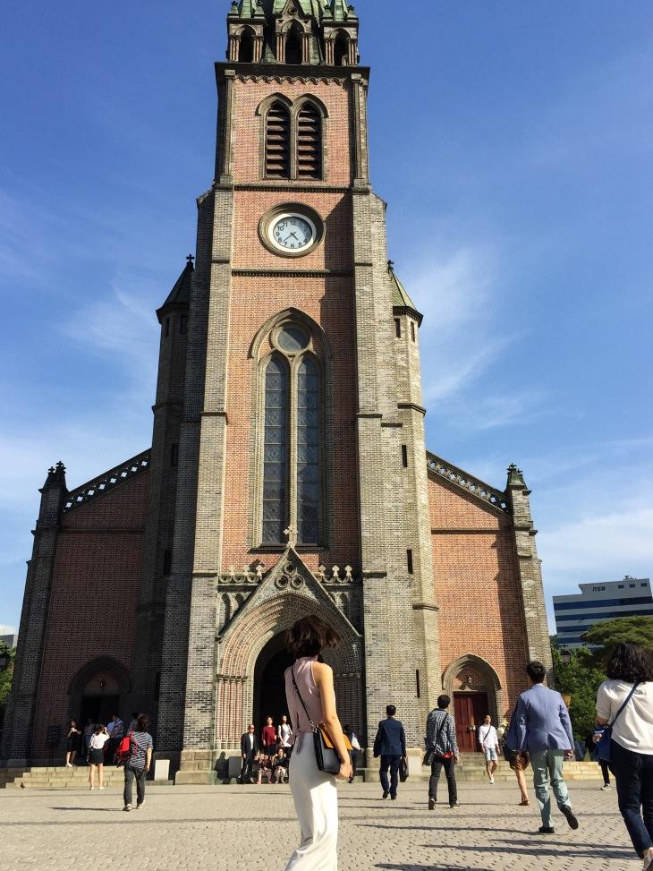 Myeongdong Catholic Cathedral