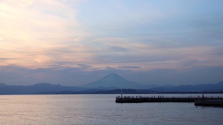 富士山海景