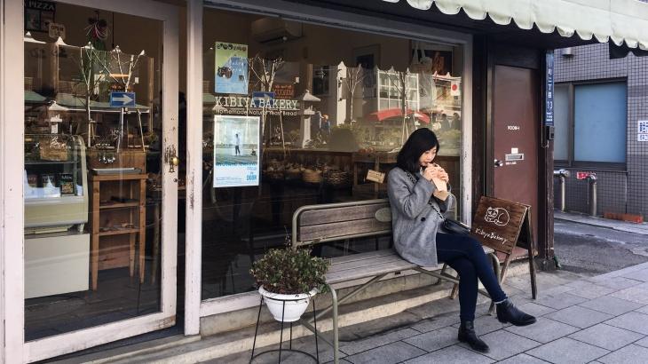 鎌倉Kibiya Bakery