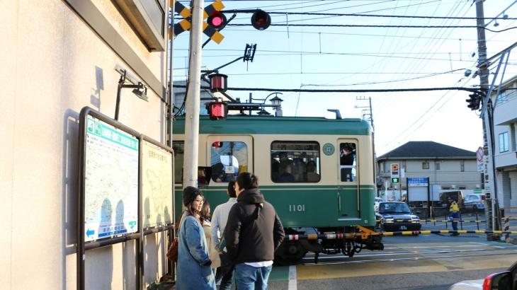 Kamakura enoshima railway